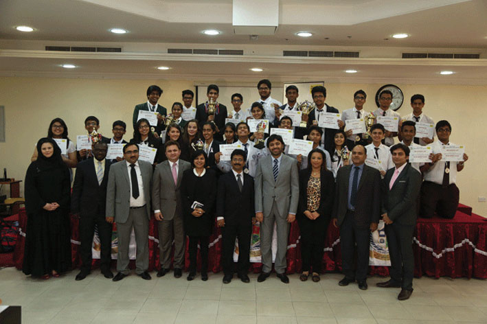 Young Business Talent Hunt - 2014