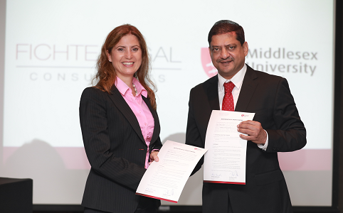 Fichte Legal Consultants partners with Middlesex University Dubai to nurture the Next Generation of Law Students
