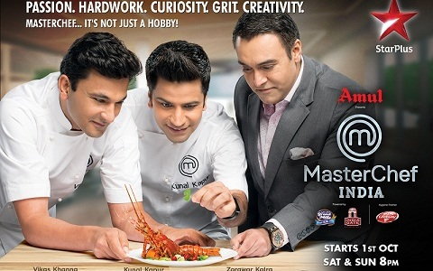 THE FIFTH STAGE OF EXCELLENCE, MASTERCHEF INDIA SEASON 5