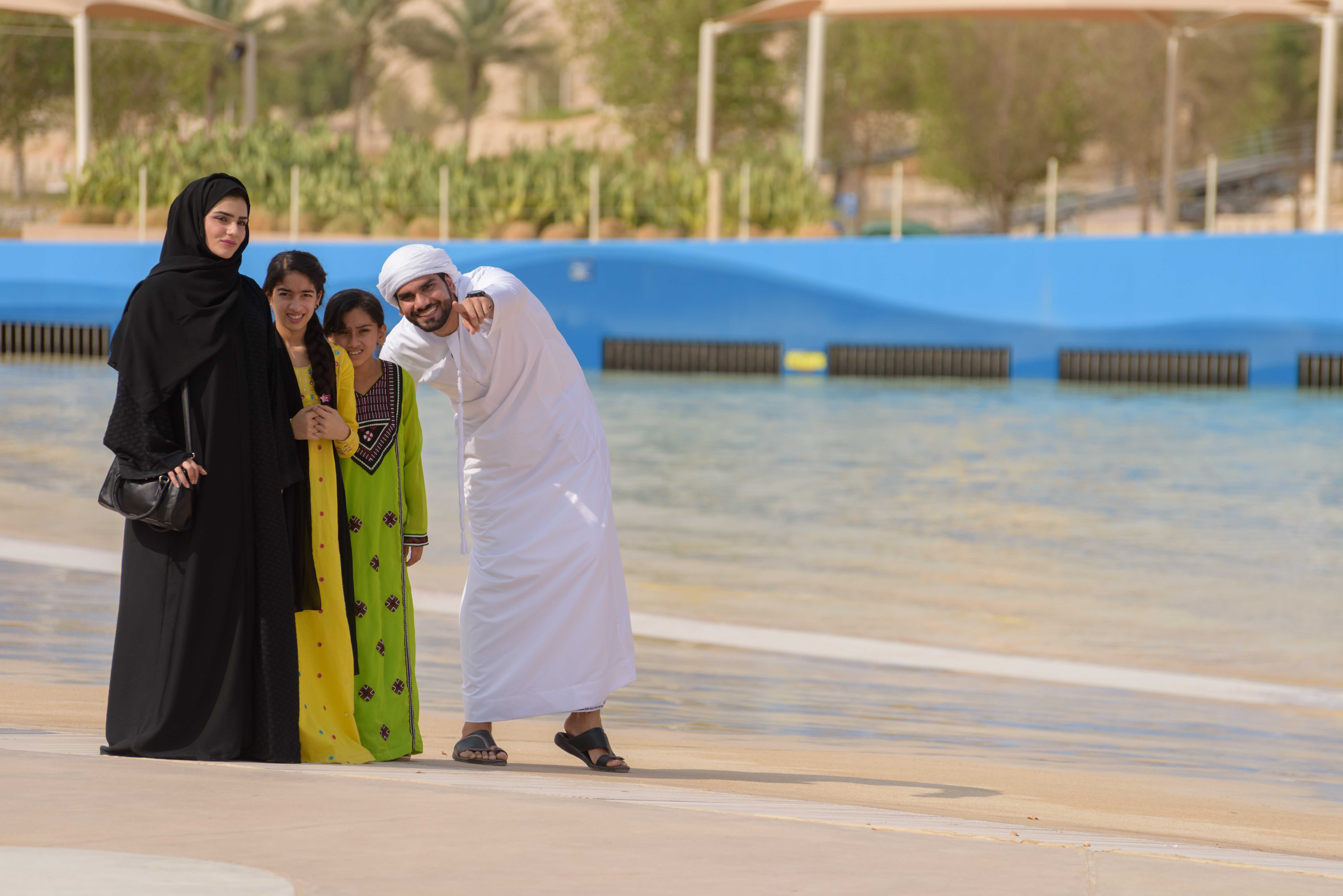 Al Ain gears up for the 1st Winter Festival at Wadi Adventure