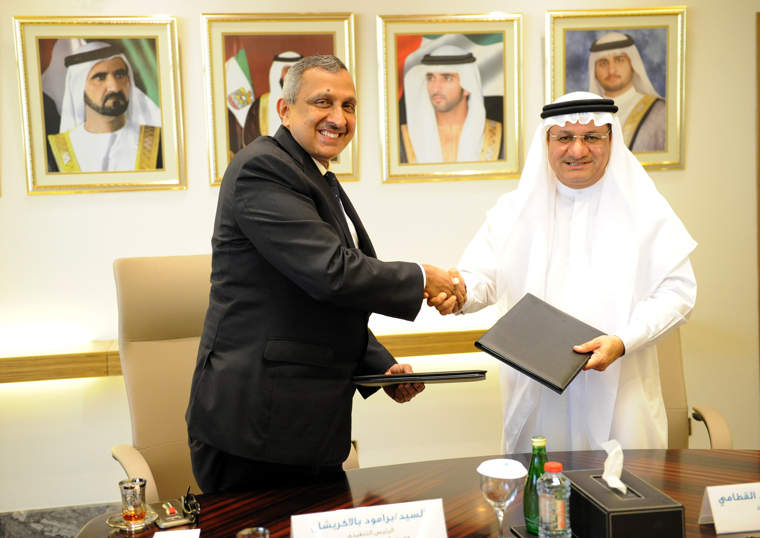 Emirates Hospitals Group partners with DHA to provide restorative neurorehabilitation for UAE patients at its Slovakia facility