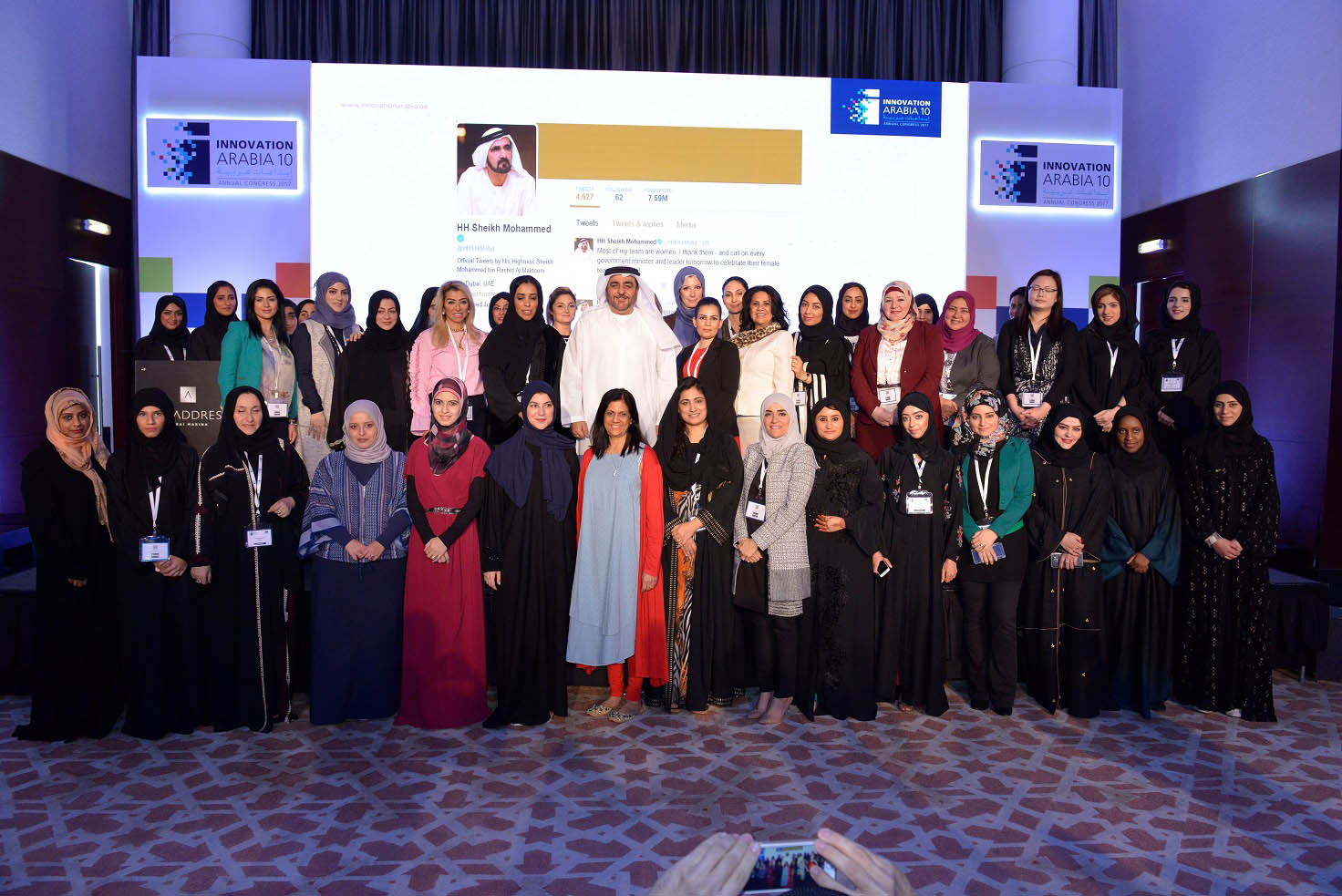 Innovation Arabia 10 develops roadmap for building societies based on knowledge, innovation and sustainability