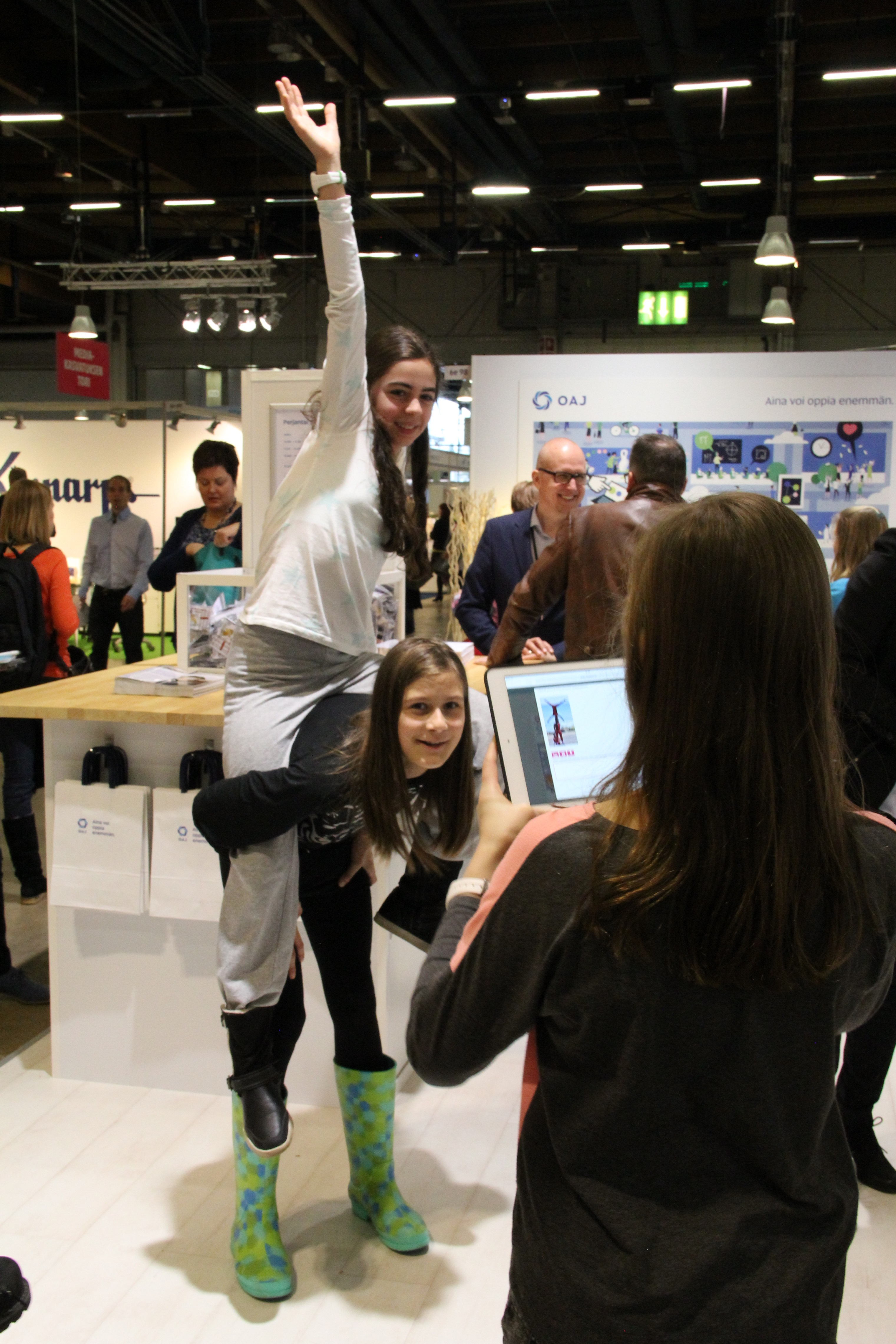 Gamification and mobile apps pushed in schools to encourage innovation