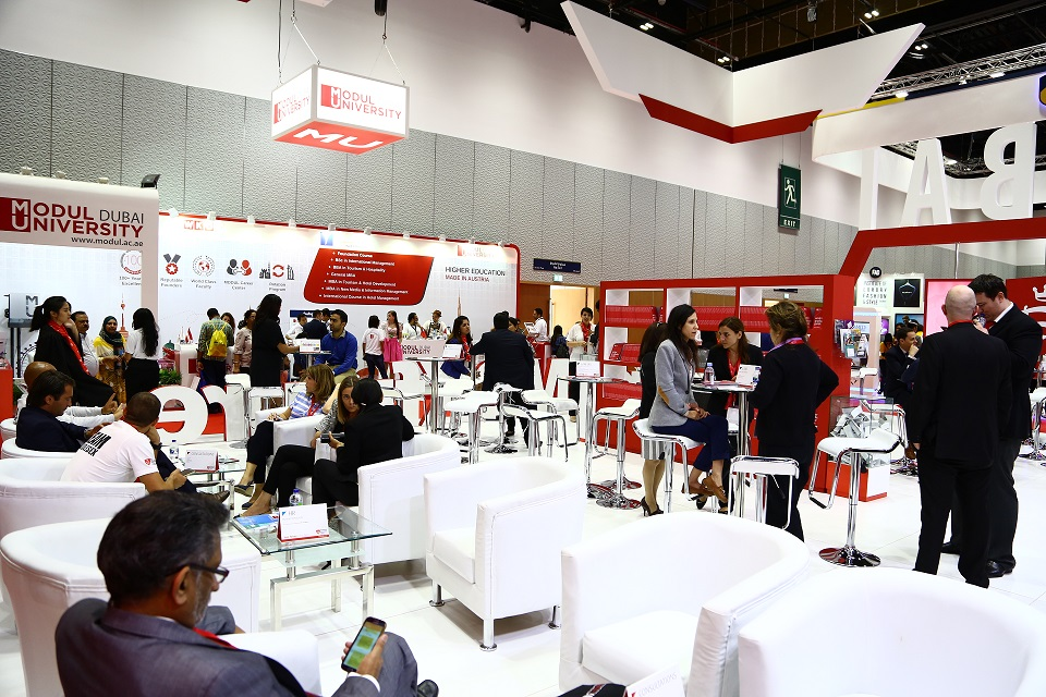 Gulf Education and Training Exhibition 2017 set to kick off with new features & wider scope