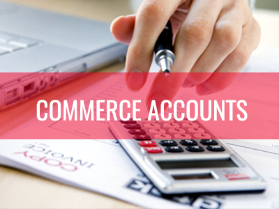 COMMERCE ACCOUNTS