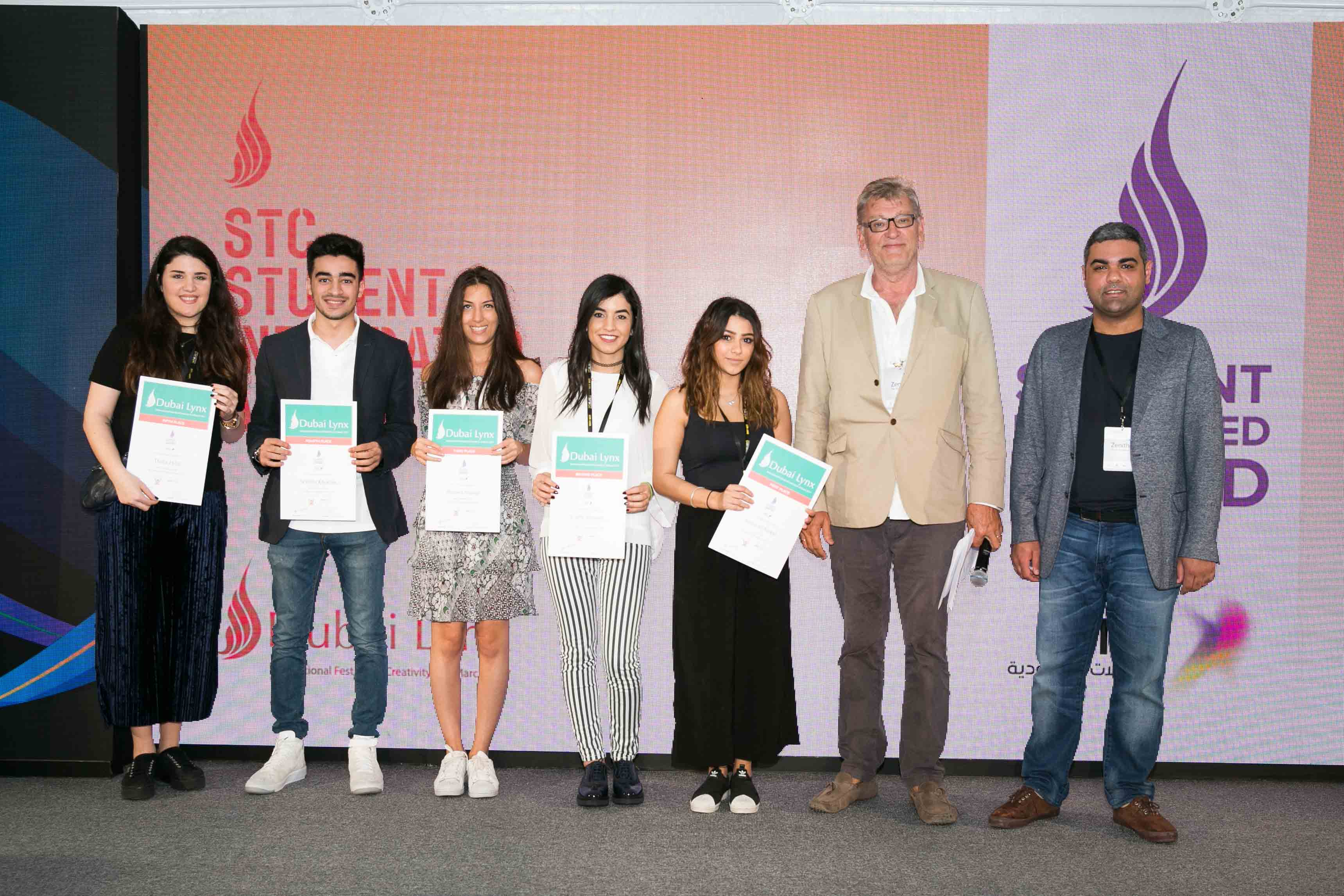 Dubai Lynx Student Competitions To Showcase Creative Talent In The Region
