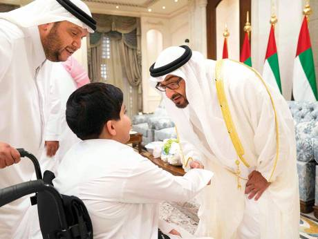 Our aspirations for our nation have no limits — Mohammad Bin Zayed