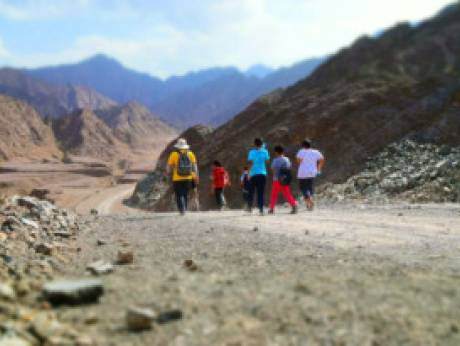 Students to camp out in Hatta as extra-curricular option