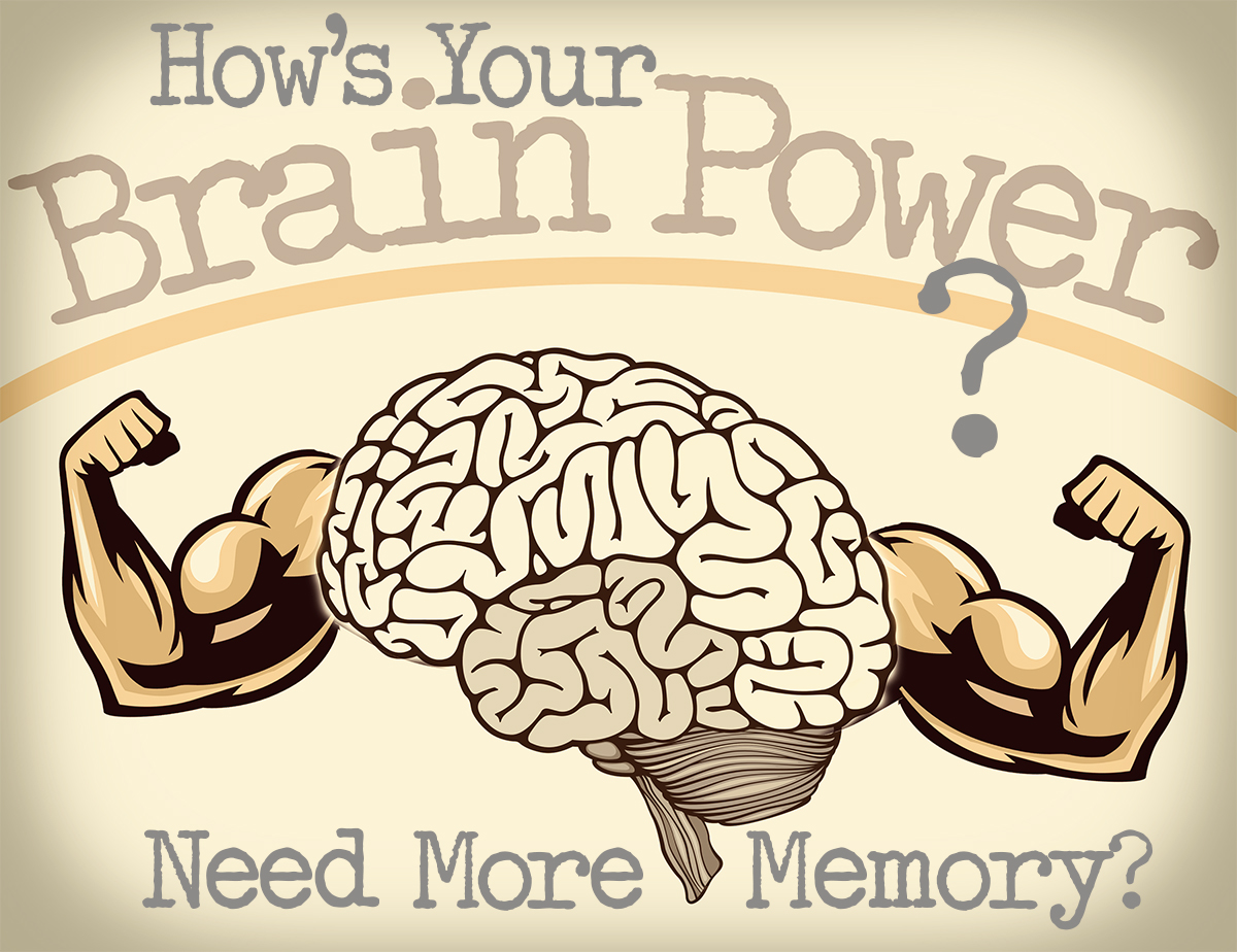 Five easy tips to boost your brain power