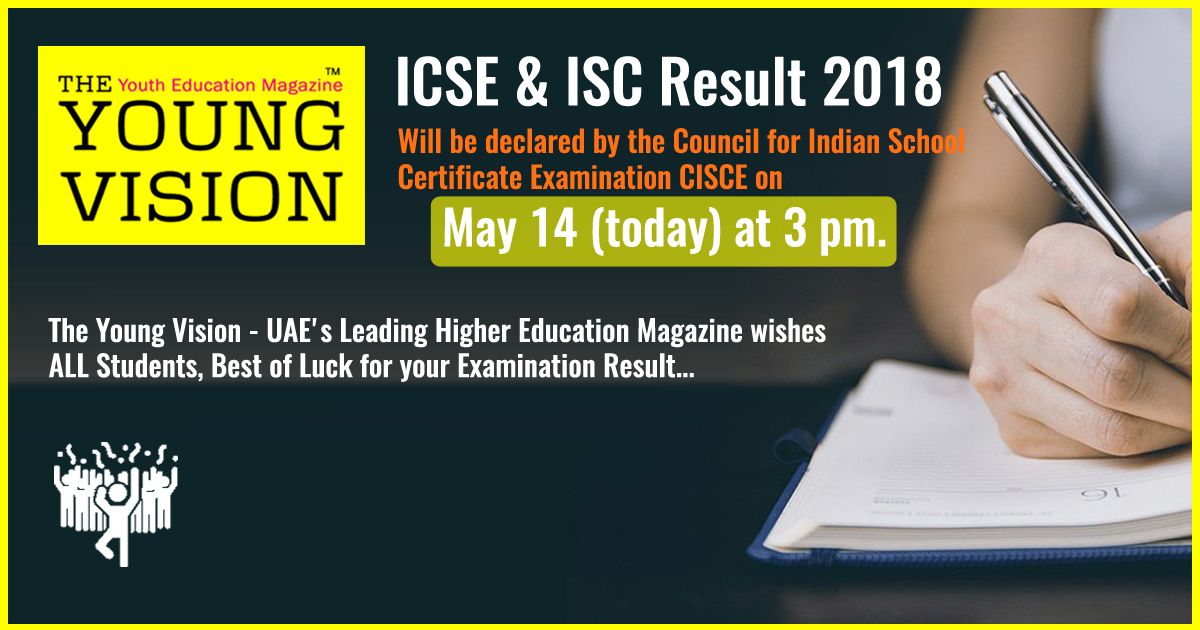 ICSE Result, ISC Result 2018 Releasing Today
