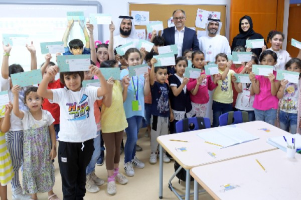 RTA distributes Eid gifts to 1,500 students in Dubai