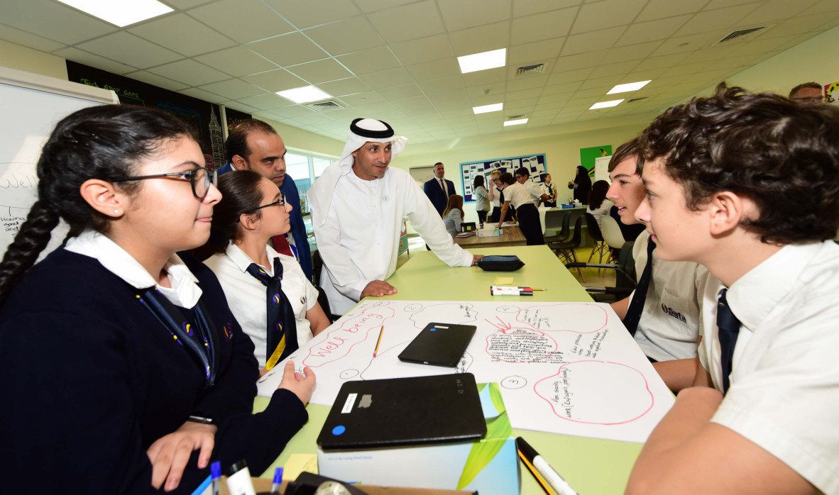 Dubai schools 'taking student well-being census seriously'